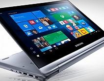 Nova versão Notebook 7 Spin da Samsung